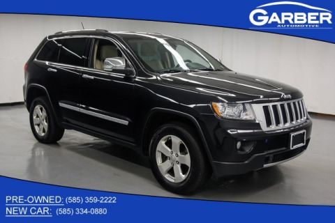 Pre-Owned 2013 Jeep Grand Cherokee Limited 4WD