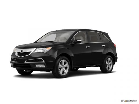 Pre-Owned 2011 Acura MDX SH-AWD w/Tech