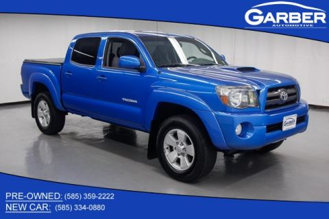 Pre-Owned 2009 Toyota Tacoma Base 4WD