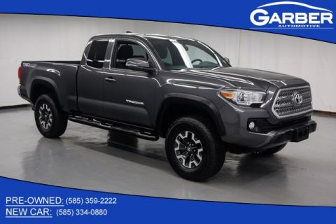 Pre-Owned 2016 Toyota Tacoma TRD Offroad 4WD