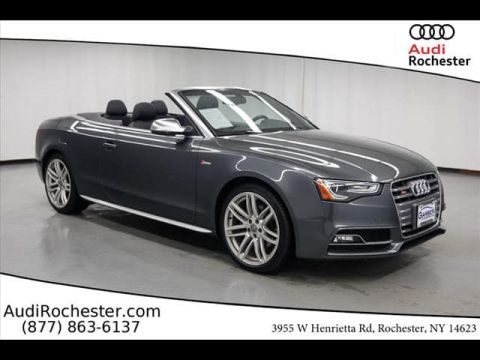 Pre-Owned 2015 Audi S5 3.0T