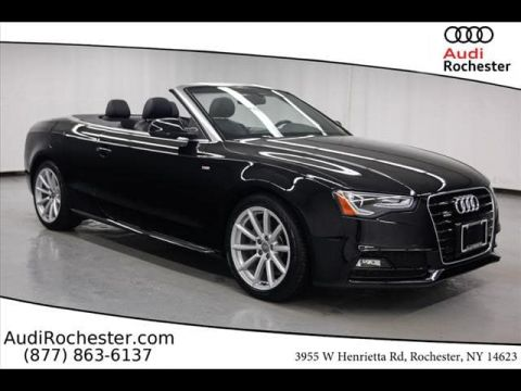 Pre-Owned 2015 Audi A5 2.0T Premium (Tiptronic)