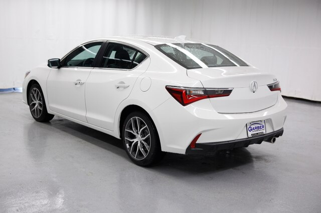 New 2019 Acura ILX with Technology Package