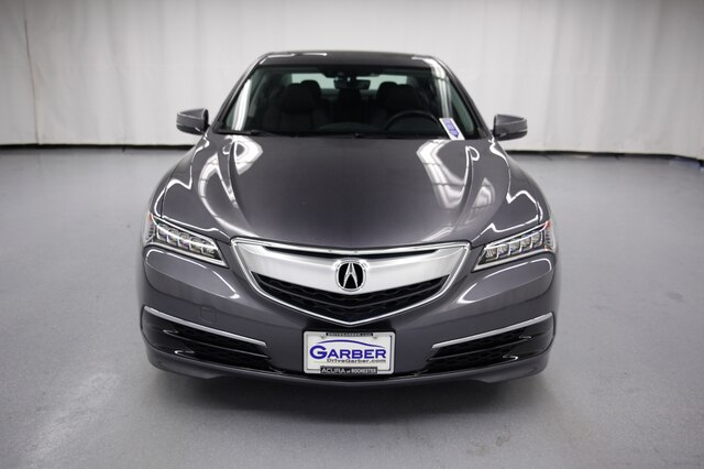 Pre-Owned 2017 Acura TLX w/Technology Package