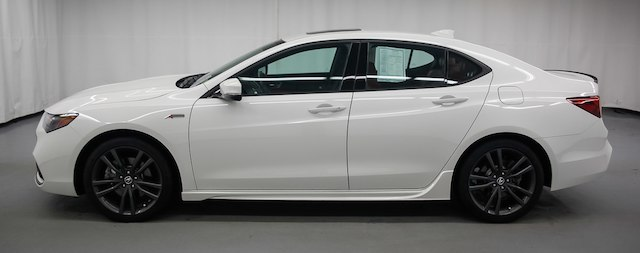 Certified Pre-Owned 2018 Acura TLX 3.5 V-6 9-AT SH-AWD with A-SPEC RED