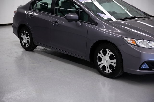Pre-Owned 2015 Honda Civic Hybrid