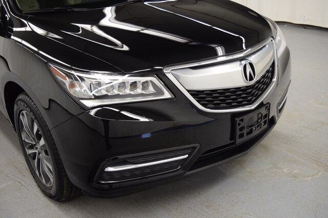 Certified Pre-Owned 2016 Acura MDX SH-AWD with Technology Package