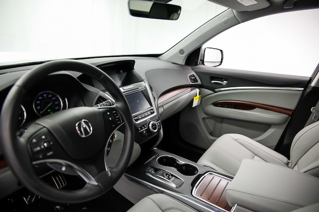 new 2017 acura mdx sport hybrid sh awd with advance package suv in rochester hb000157 acura. Black Bedroom Furniture Sets. Home Design Ideas