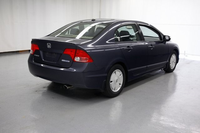 Pre-Owned 2008 Honda Civic Hybrid