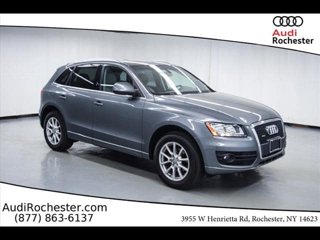 Pre-Owned 2012 Audi Q5 2.0T Premium Plus SUV in Rochester #12005082T