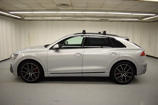 Pre-Owned 2019 Audi Q8