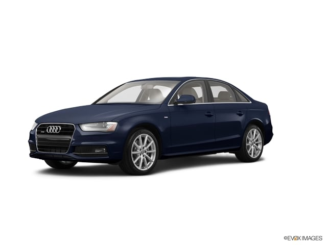 Pre-Owned 2016 Audi A4 2.0T Quattro Premium Plus