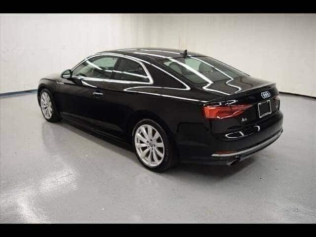 Pre-Owned 2018 Audi A5 2.0T Premium Plus Coupe