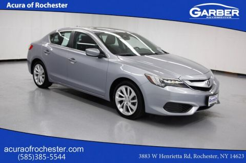 Pre-Owned 2016 Acura ILX 2.4L FWD Sedan