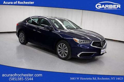 New 2019 Acura TLX 2.4 8-DCT P-AWS FWD Sedan