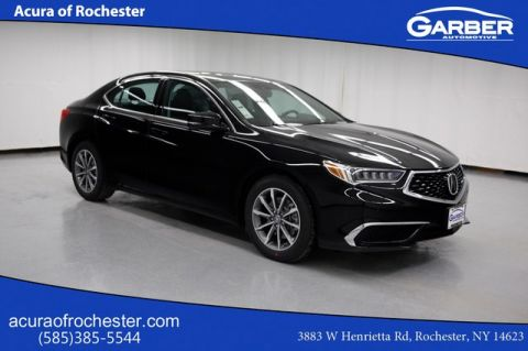 New 2019 Acura TLX 2.4 8-DCT P-AWS with Technology Package With Navigation