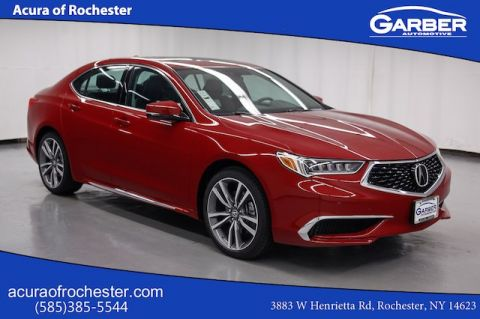 New 2019 Acura TLX 3.5 V-6 9-AT SH-AWD with Technology Package With Navigation