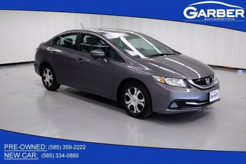 Pre-Owned 2015 Honda Civic Hybrid FWD 4D Sedan