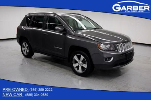 Pre-Owned 2017 Jeep Compass High Altitude 4WD