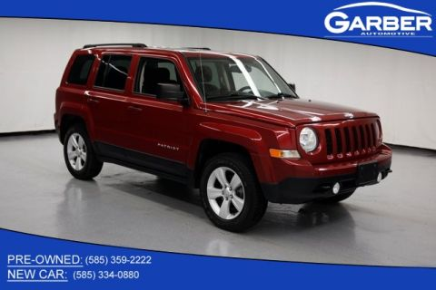 Pre-Owned 2014 Jeep Patriot Latitude 4WD