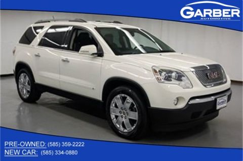 Pre-Owned 2010 GMC Acadia SLT-2