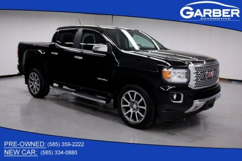 Pre-Owned 2017 GMC Canyon Denali & 4WD