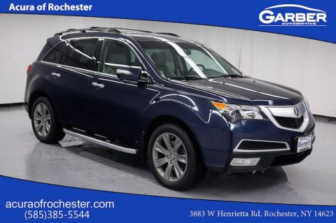 Pre-Owned 2012 Acura MDX Advance Pkg