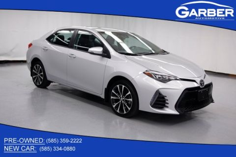 Pre-Owned 2017 Toyota Corolla L FWD 4D Sedan