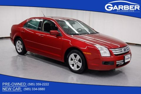 Pre-Owned 2009 Ford Fusion SE FWD 4D Sedan
