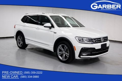 Pre-Owned 2019 Volkswagen Tiguan 2.0T SEL R-Line