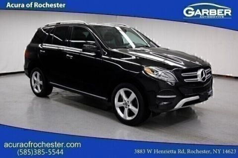 Pre-Owned 2018 Mercedes-Benz GLE GLE 350 4MATIC® 4D Sport Utility
