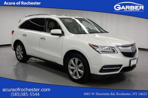 Pre-Owned 2016 Acura MDX 3.5L w/Advance