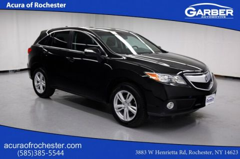 Pre-Owned 2015 Acura RDX w/Technology Package