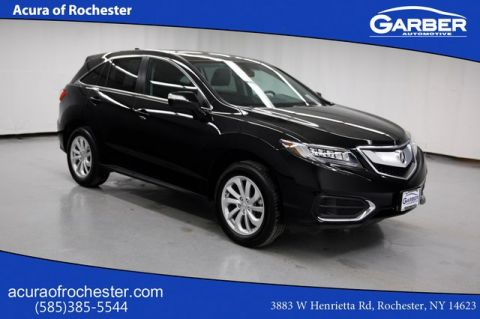 Pre-Owned 2016 Acura RDX w/Technology