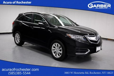 Pre-Owned 2018 Acura RDX TECHPKG