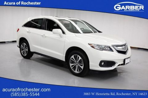 Pre-Owned 2018 Acura RDX w/Advance Pkg