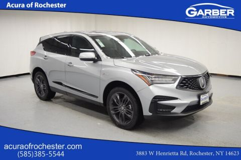 New 2020 Acura RDX SH-AWD with A-Spec Package