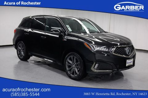 New 2019 Acura MDX SH-AWD with A-Spec Package With Navigation