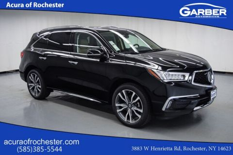 New 2019 Acura MDX AWD ADVANCE 6P With Navigation