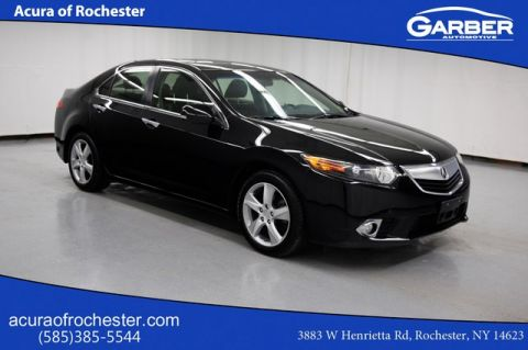 Pre-Owned 2013 Acura TSX BASE