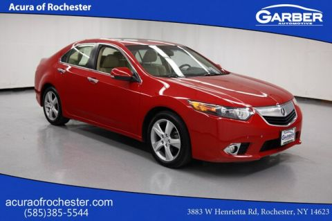 Pre-Owned 2013 Acura TSX 2.4 w/Technology Package