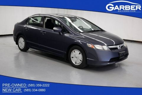 Pre-Owned 2008 Honda Civic Hybrid FWD 4D Sedan