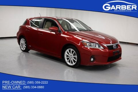 Pre-Owned 2013 Lexus CT 200h FWD 4D Hatchback