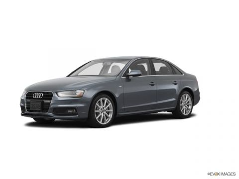 Pre-Owned 2015 Audi A4 2.0T Quattro Premium Plus