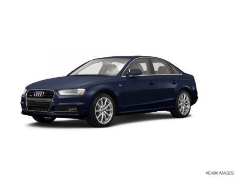 Pre-Owned 2016 Audi A4 2.0T Quattro Premium Plus quattro Sedan