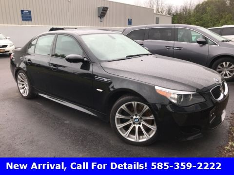 Pre-Owned 2006 BMW M5 Base