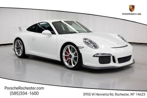 Pre-Owned 2015 Porsche 911 GT3 RWD Coupe