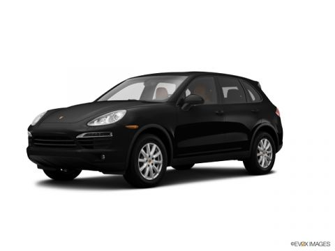 Pre-Owned 2014 Porsche Cayenne Turbo S